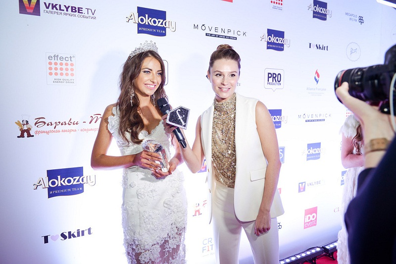 "Церемония награждения телеканала Fashion TV Russia ""Fashion Summer Awards 2017"""