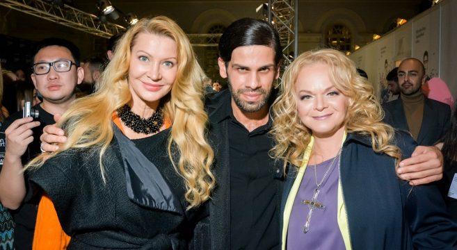 Третий день Mercedes-Benz Fashion Week Russia посвятили Году Кино