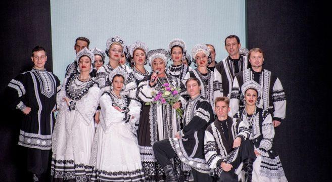 Открытие нового сезона Недели моды Mercedes-Benz Fashion Week Russia состоялось