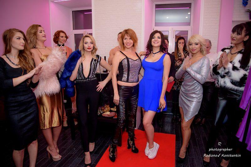 Открытие шоурума женской одежды и аксессуаров бренда @VLADLENALORD